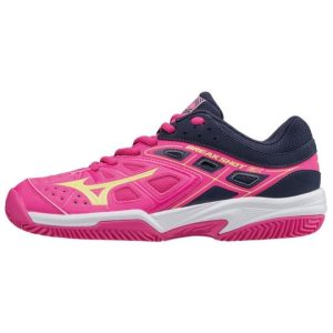 Mizuno Break Shot Ex CC dames rose navy