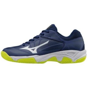 Mizuno Exceed Star Jr Navy Blauw